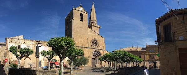 Olite. Ciudad medieval