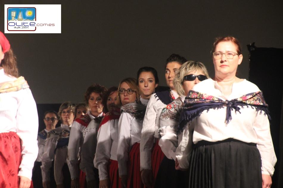 Olite.El grupo de danzas Txibiri celebra su 40 aniversario acompañado de todos grupos musicales de Olite