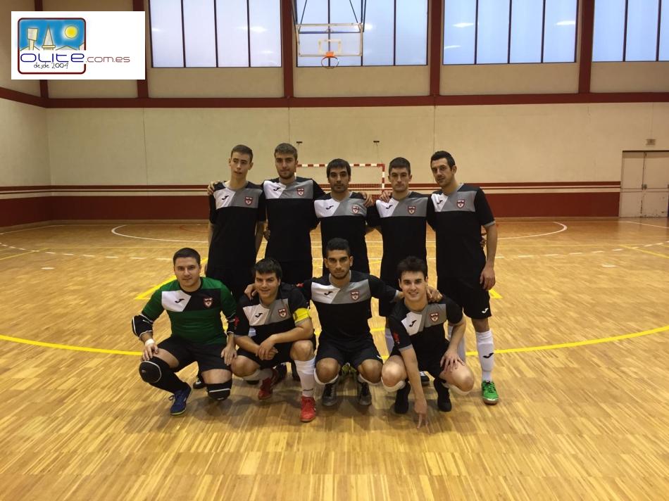 Olite.Un empate y una victoria para los equipos del Olite FS