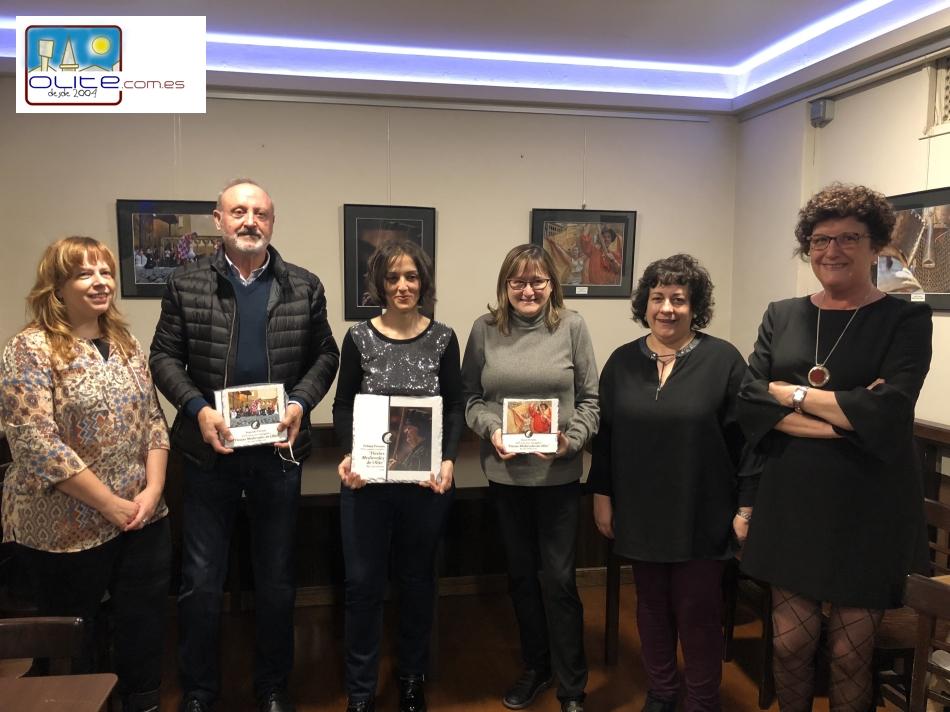Olite.La Asociacion Foto Berri entrega los premios Fotográficos de las Fiestas Medievales