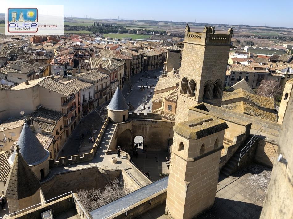 Olite.El Palacio de Olite se consolida como el recurso turistico más visitado de Navarra