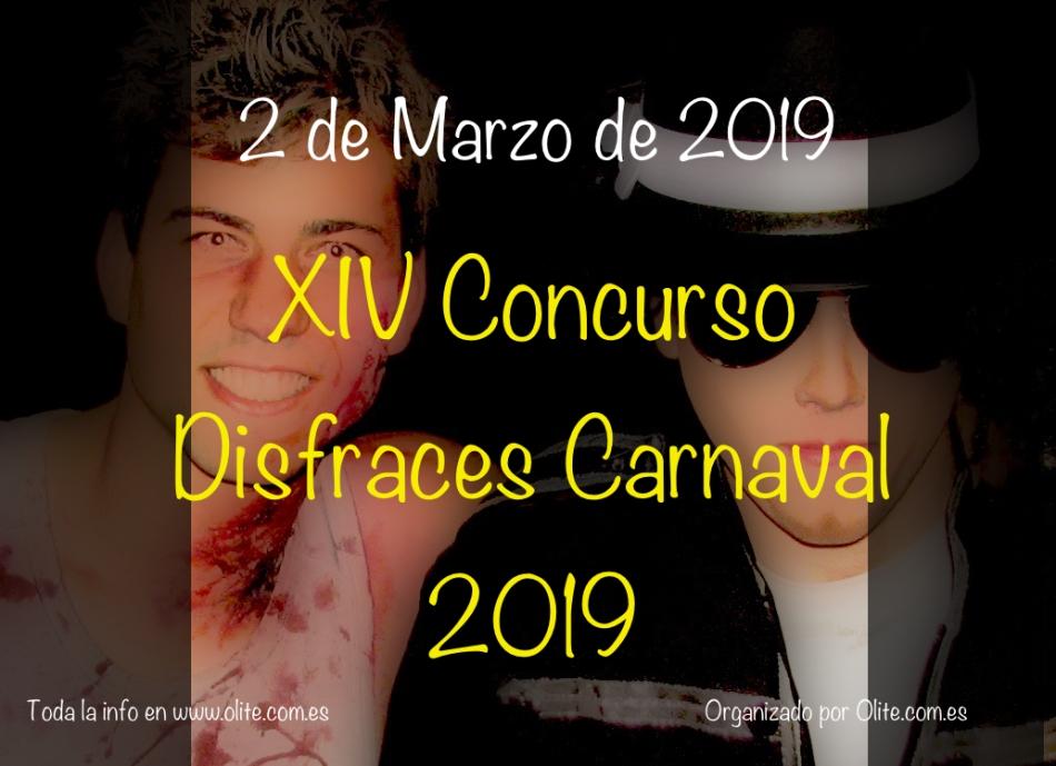 Olite.OLite.com.es presenta el Concurso de Disfraces para el Carnaval 2019