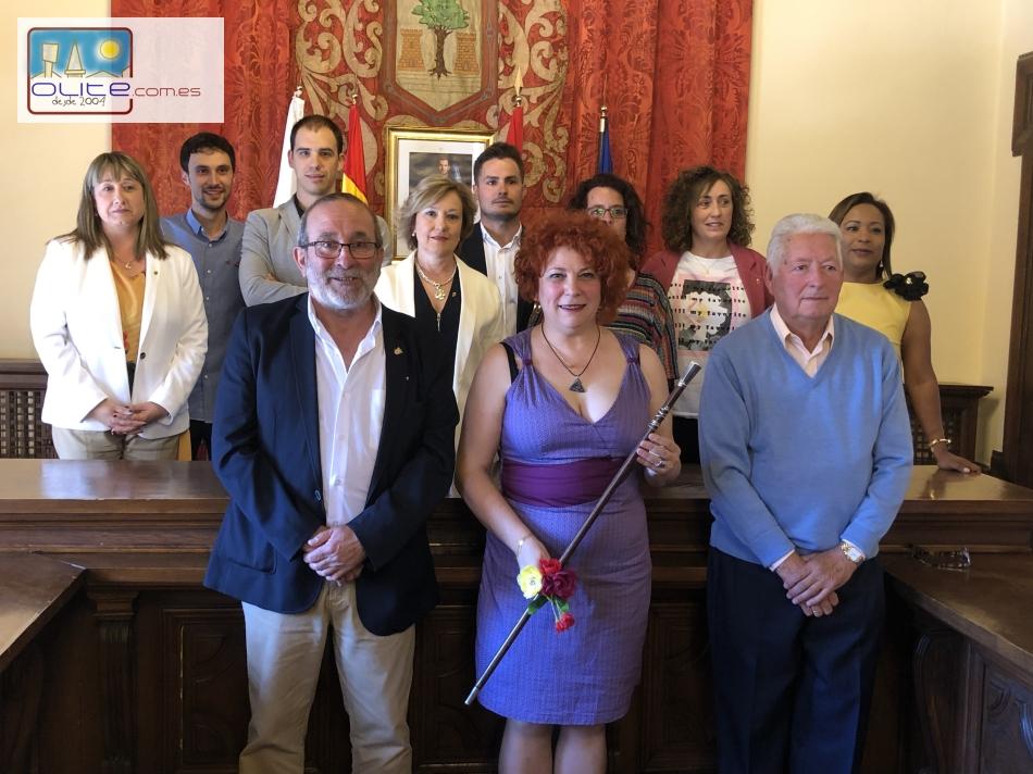 Olite.Maite Garbayo sale elegida alcalde por ser la lista más votada