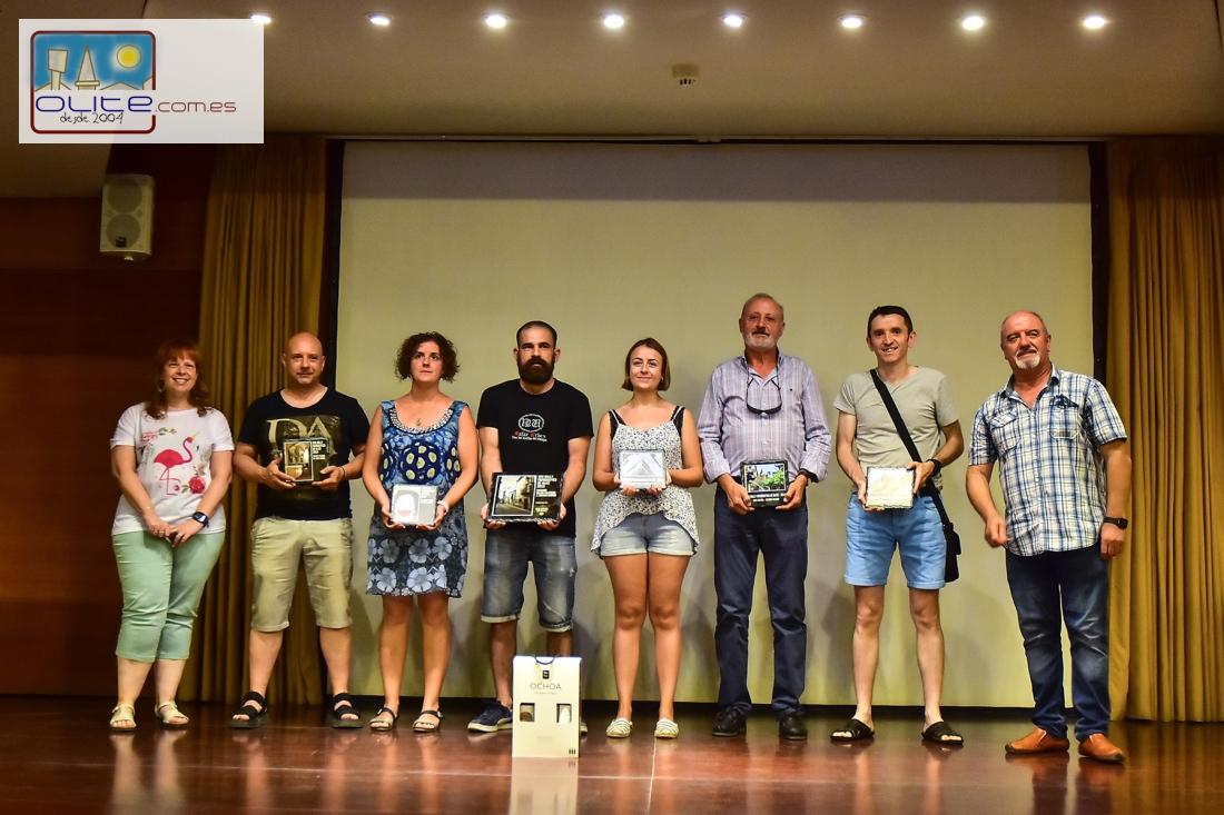 Olite.Se conceden los premios a los ganadores del XXV Rally Fotográfico de Olite.