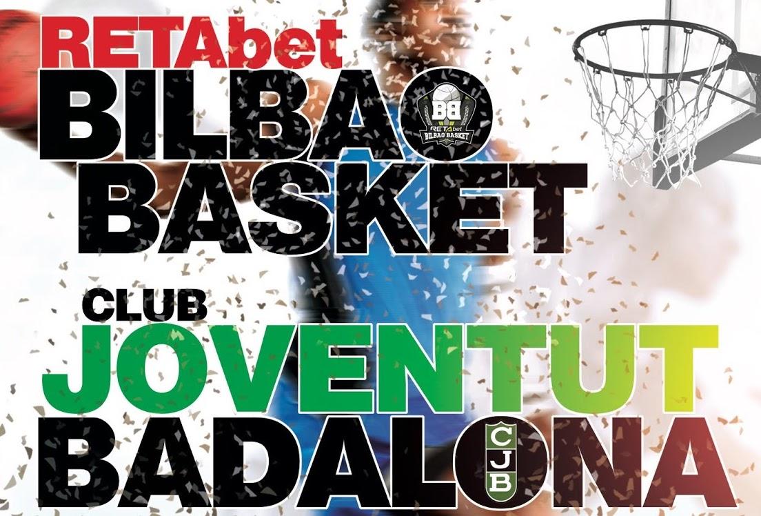 Olite.Retabet Bilbao Basket y Club Joventut Badalona jugarán un partido amistoso en las Fiestas de Olite