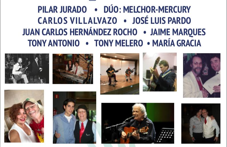 Olite.El Profesor Mercury ofrecerá el  martes  22 de octubre un concierto solidario en Madrid