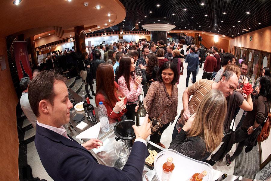 Olite.Bodegas Marco Real participa en el Vinofest Navarra de Tudela