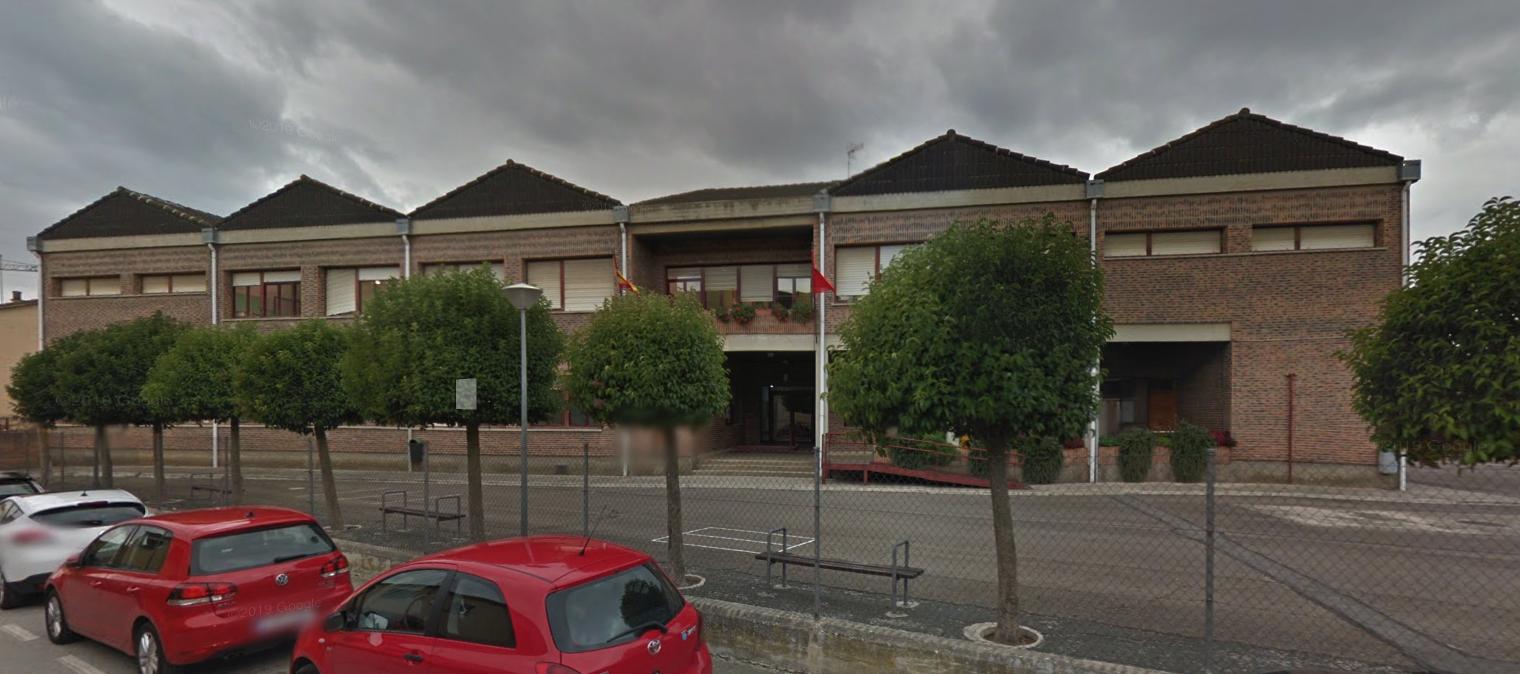 Olite.Los Colegios Electorales para las elecciones del domingo cambian de ubicación al Colegio Público Principe de Viana.