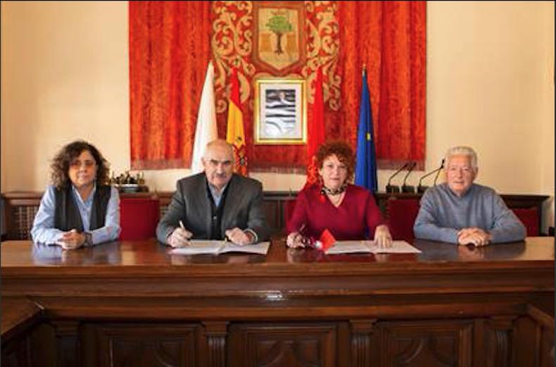 Olite.El Gobierno de Navarra destinará 144.000 euros a introducir factores de sostenibilidad urbana y territorial en el Plan General Municipal de Olite