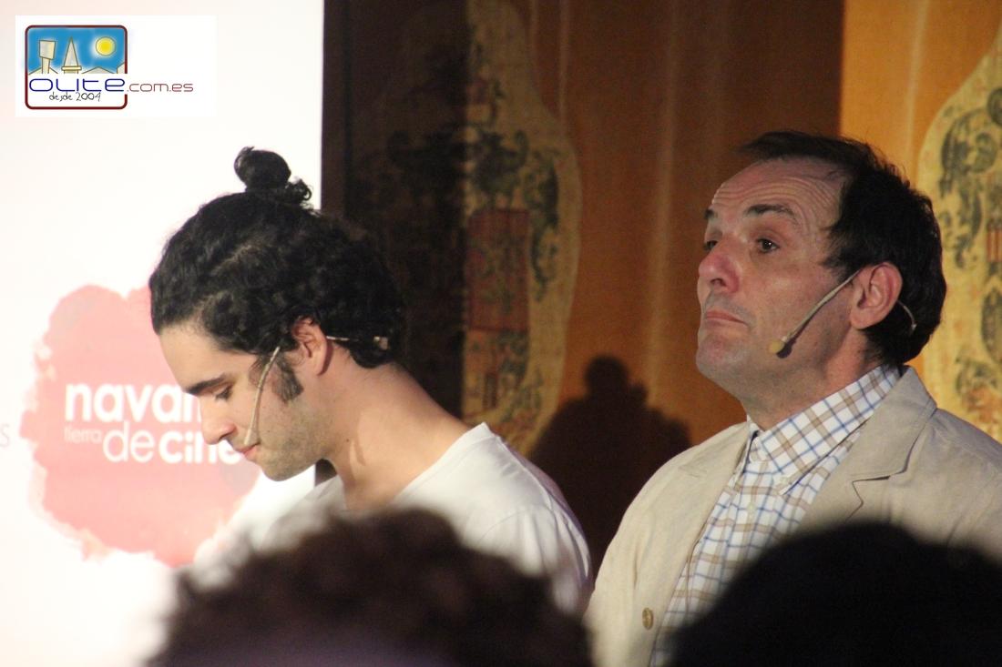 Olite.El Parador de Turismo de Olite, acoge la Gala del Cine de Navarra