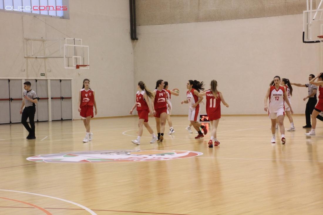 Olite.Olite acoge el Campeonato de Selecciones Territoriales de Euskadi y Navarra en categoría Junior de Baloncesto