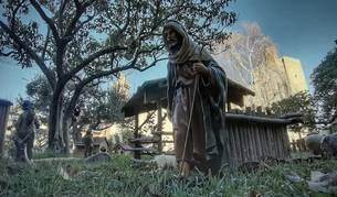 Olite.Fernando Gorri, ganador del concurso fotográfico de Navidad en Olite