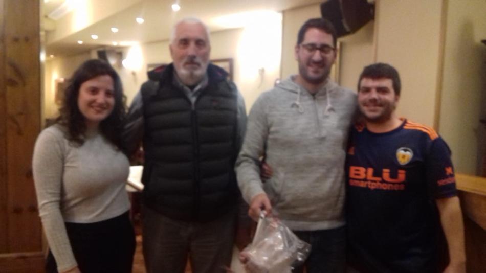 Olite.Continua el Campeonato de Mas relámpago en Casa del Preboste