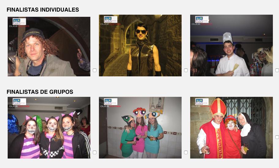 Olite.Últimos días para elegir el Mejor disfraz de la noche Carnaval