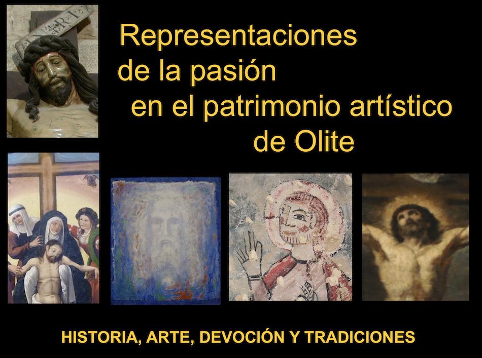 Olite.Nuevo artículo de Javier Corcin con: Representaciónes de la Pasión en el Patrimonio Artistico de Olite