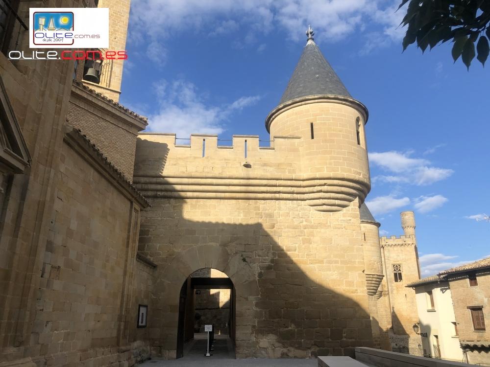 Olite.EL Castillo-Palacio de Olite reabre sus puertas