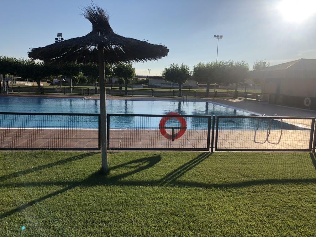 Olite.El 3 de julio se abrirán las piscinas municipales