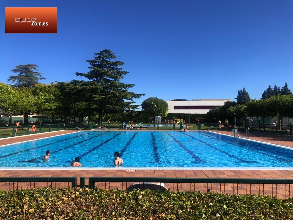 Olite.Olite abre las piscinas municipales