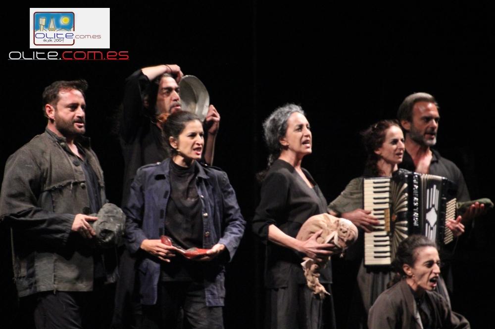 Olite.El Festival de Teatro de Olite echa el telón