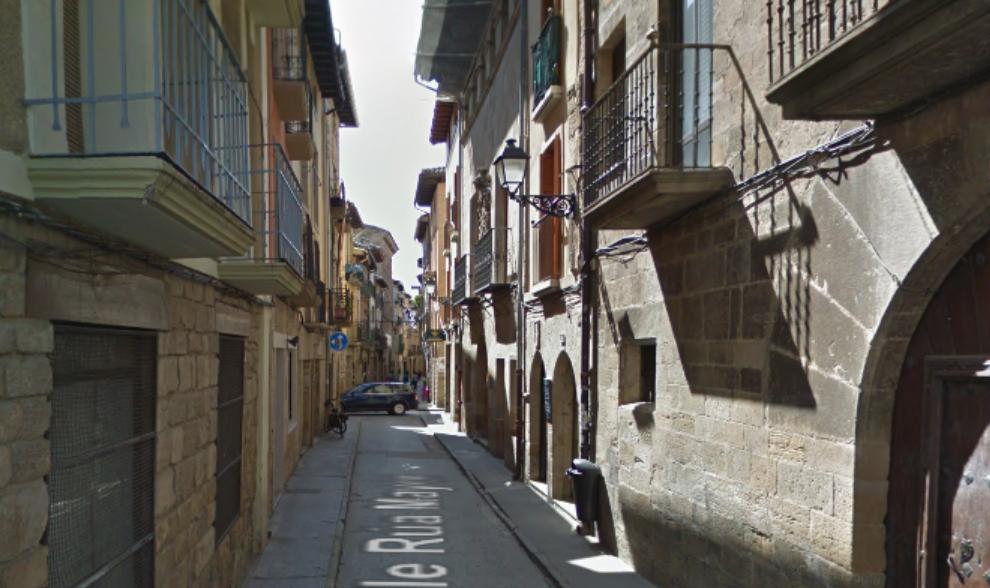 Olite.30 Jóvenes denunciados el sábado en Olite