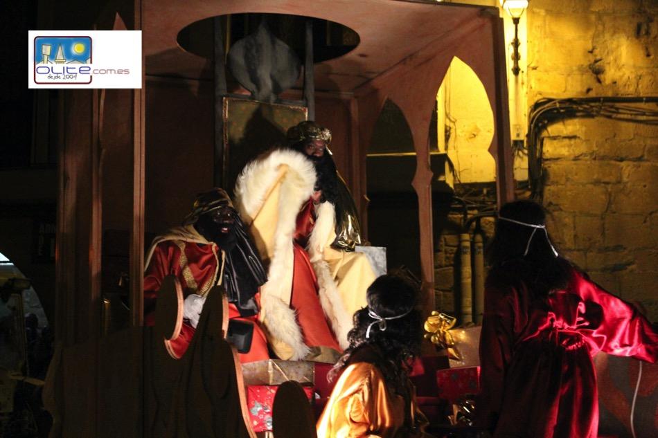 Olite.Olite, contará con una Cabalgata de Reyes Especial