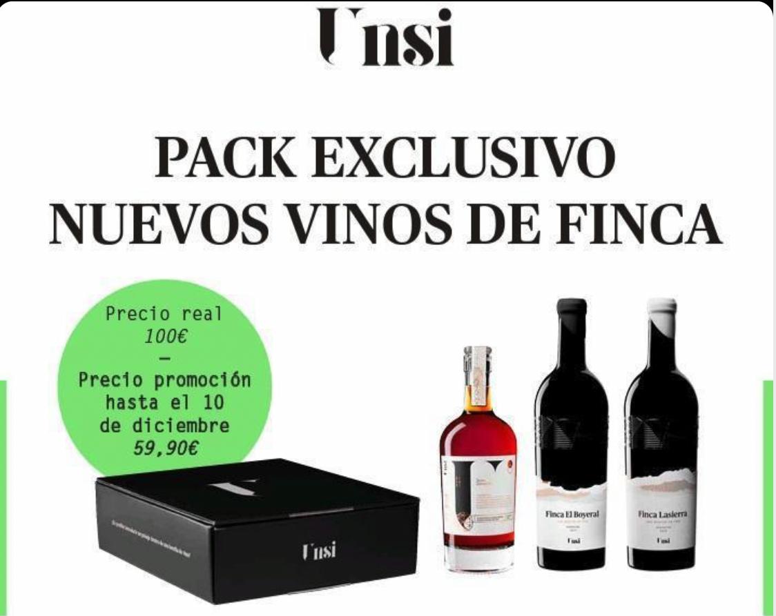 Olite.Vinos Unsi presenta sus nuevos Vinos de Finca.