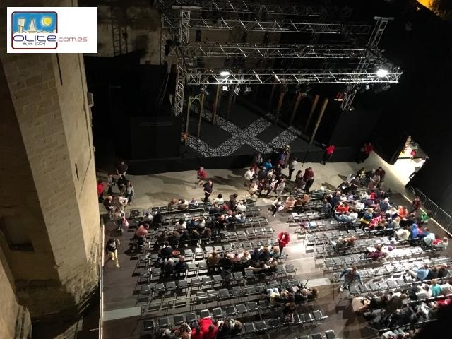 Olite.La vigésimo segunda edición del Festival de Teatro de Olite se desarrollará entre el 16 de julio y el 1 de agosto
