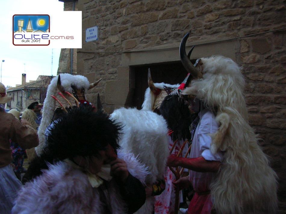 Olite.Historia del Carnaval Rural de Olite