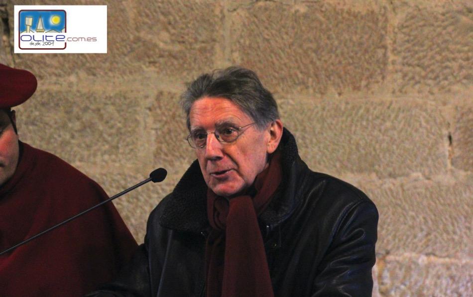 Olite.Fallece Tomas Yerro, persona muy ligada a la Cofradía del Vino de Navarra.