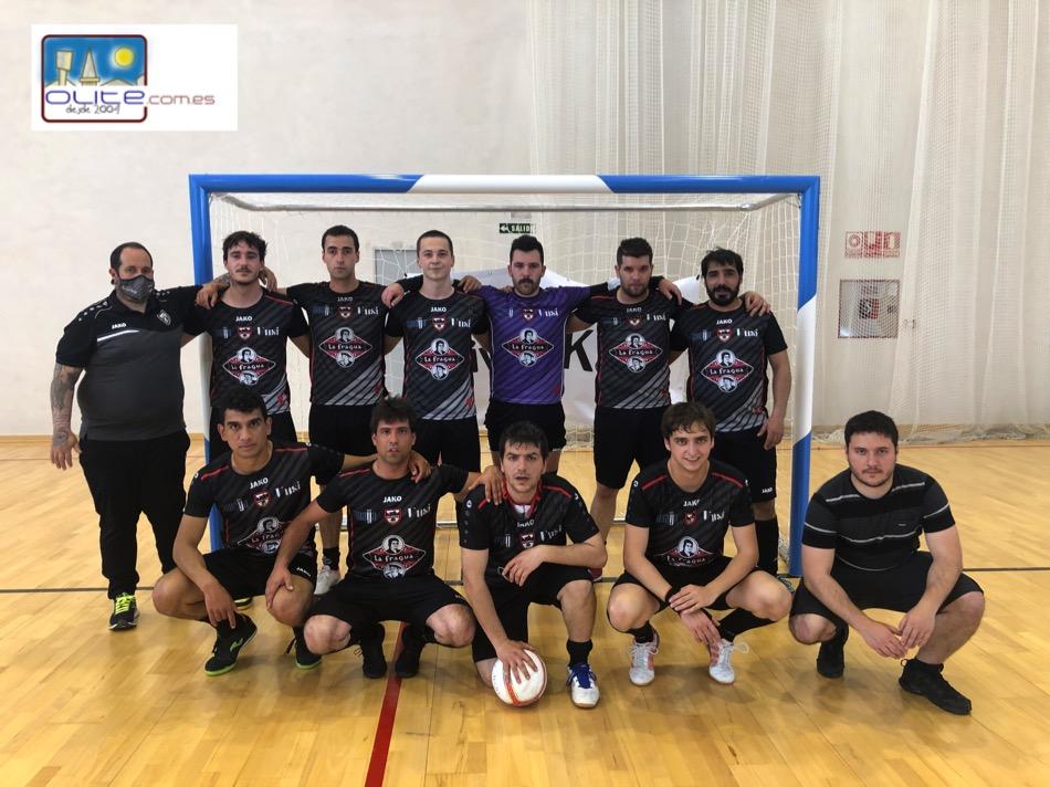 Olite.El polideportivo  acogió un nuevo partido del equipo de Futbol Sala de Olite