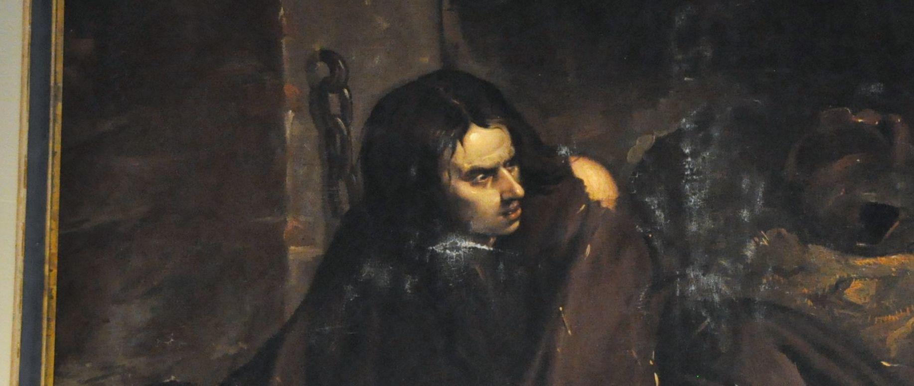 Olite.Hoy se celebra el VI centenario del nacimiento del Principe de Viana.