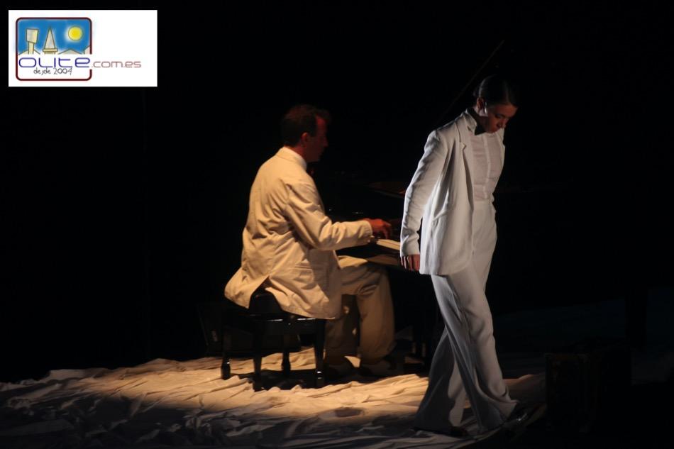 Olite.Héctor Alterio y las compañías La Zaranda y Nao D'Amores se citan en el Festival de Teatro de Olite