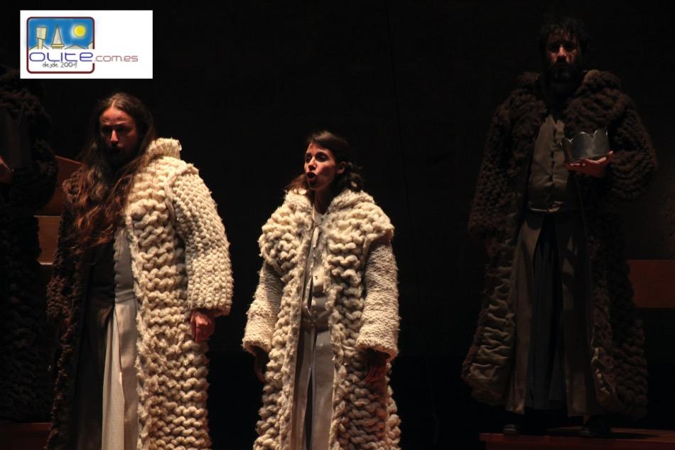 Olite.Nao de Amores interpreta en Olite NISE, LA TRAGEDIA DE INÉS DE CASTRO