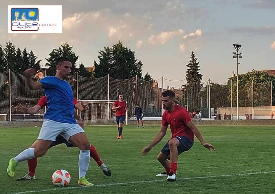 Olite.El Erri Berri pierde 0-2 en su partido de pretemporada