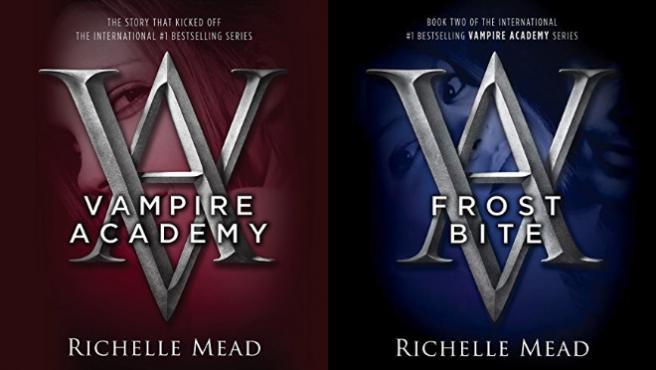 Olite.Comienza el rodaje de la serie Vampire Academy en los Franciscanos de Olite