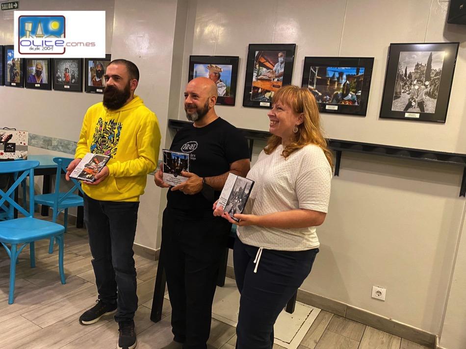 Olite.Fotoberri entregó ayer, en Bar Katixa, los premios fotográficos de los Medievales