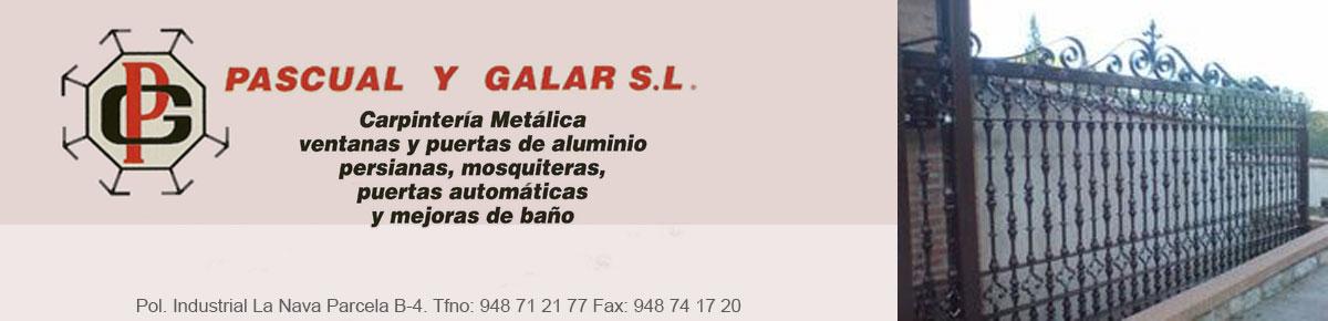 Pascual y Galar