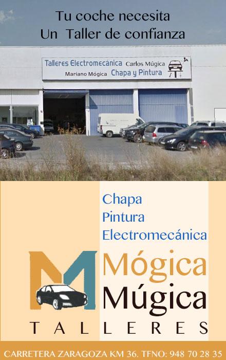 Carlos Múgica y Mariano Mogica