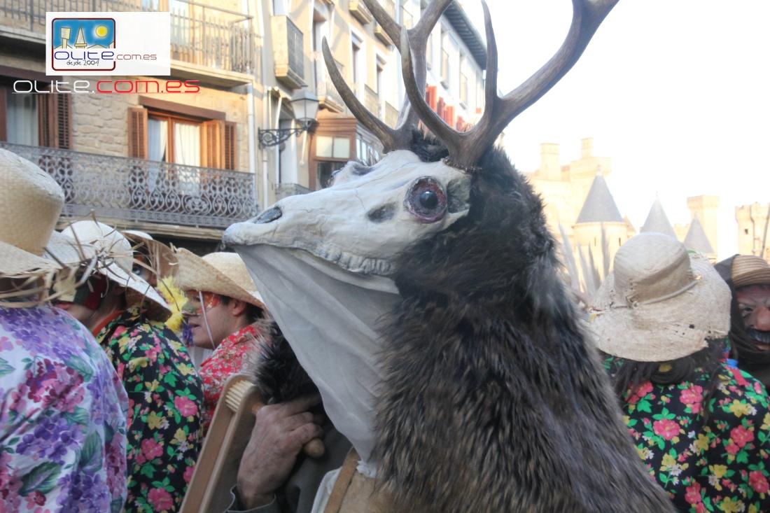 Carnavales en Olite