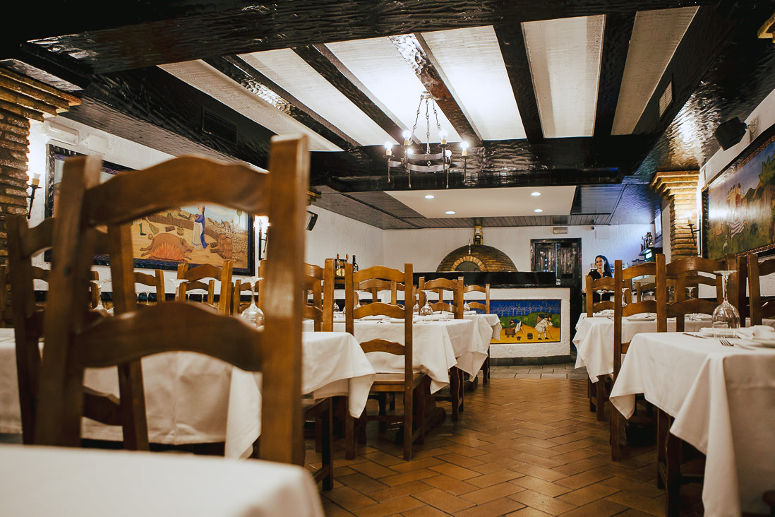 Restaurante Ducay. Olite