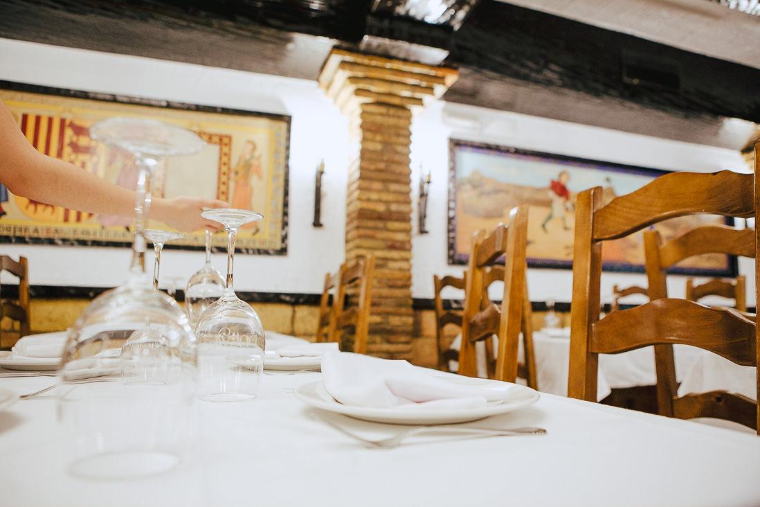 Restaurante Ducay. . Olite